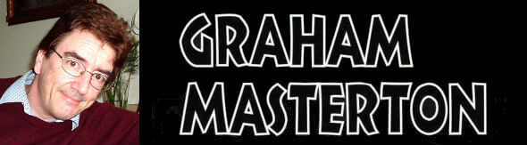 Graham Masterton – Horrory i thrillery